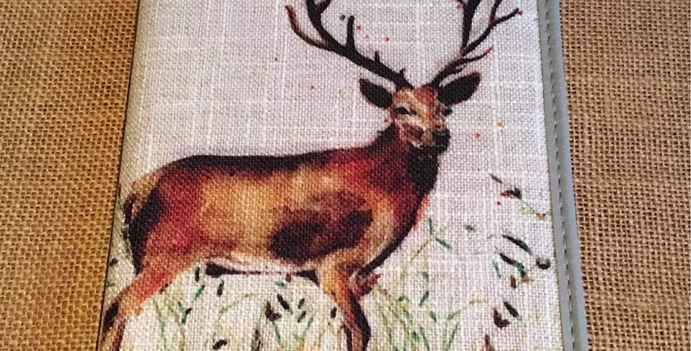 Stag Notebook Case