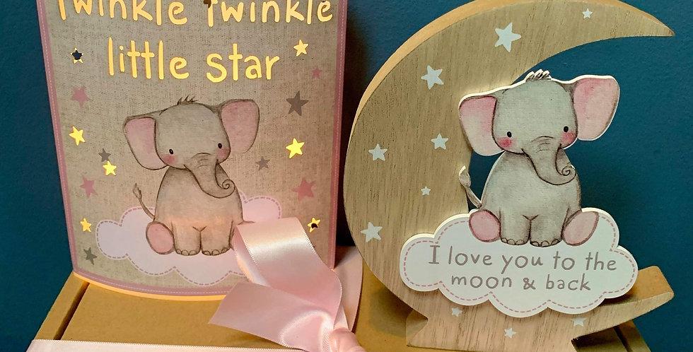 Baby Pink Gift Set
