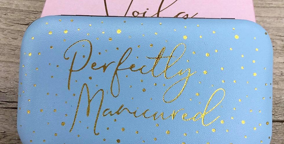 Manicure Set - 'Perfectly manicured'