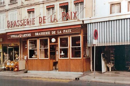 LE CAFE DE LA PAIX DE TROYES NOUVELLE AD