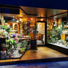 Intérieur boutique Fleuriste Pimprenelle Troyes