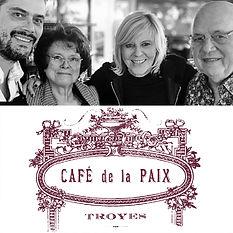 CAFE DE LA PAIX TROYES