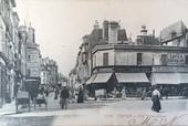 CPA LA VOSGIENNE 1903 RECTO