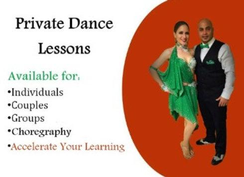 Private Lesson - (for 1 Person/hr)