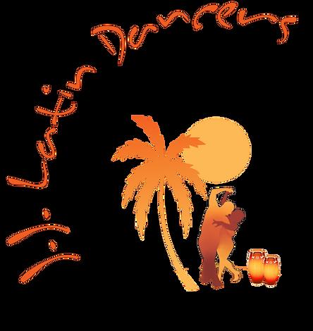 JJ Latin Dancers Logo