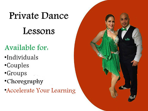 Private Lesson - for 1 Person