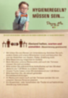 DM_KL_+_SP_+_TR_-_Plakat_Hygieneregeln_G