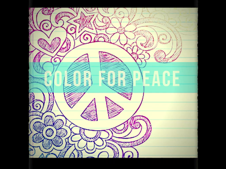 Color for Peace