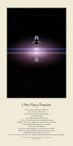 I Am Not A Fraction