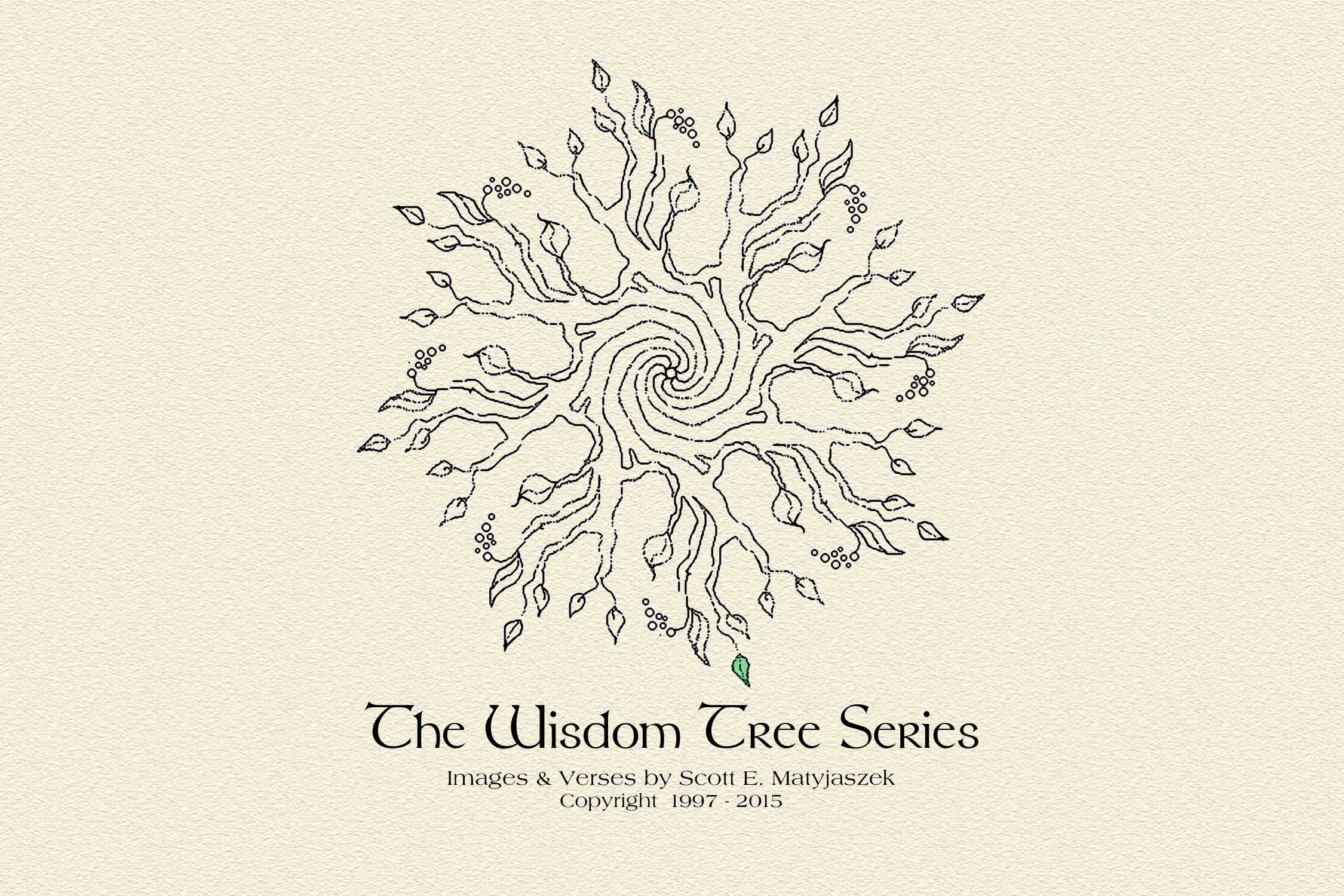 The Wisdom Tree Series Logo
