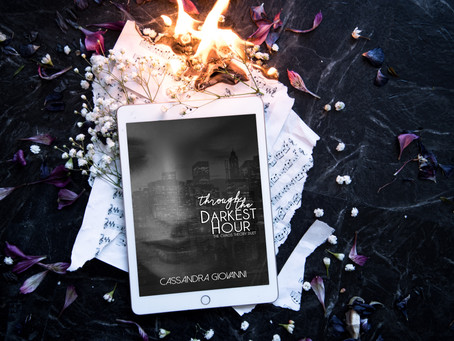 Available now: Through the Darkest Hour