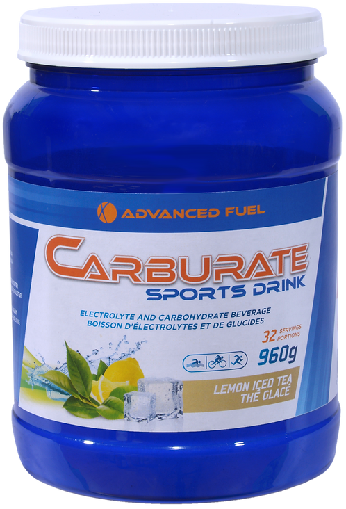 Carburate Sports Drink / Ice Tea