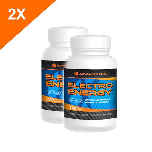 2 x Electro Energy