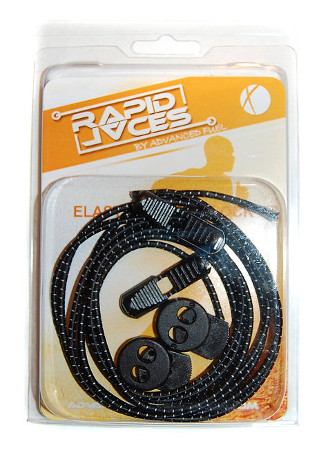Rapid Laces Black