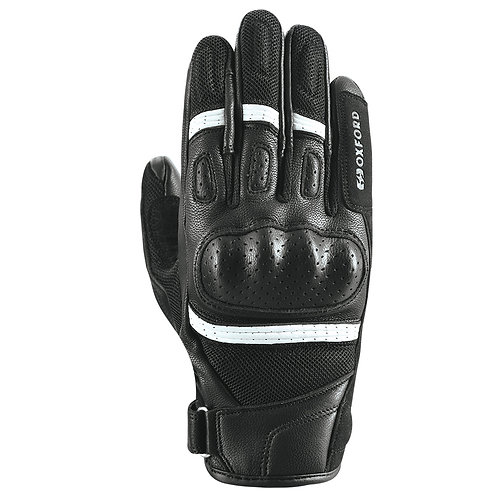 Oxford Glove RP-6S Glove Black & White
