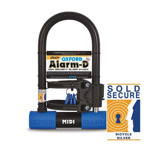 Oxford Alarm Lock D Midi 260mm x 173mm