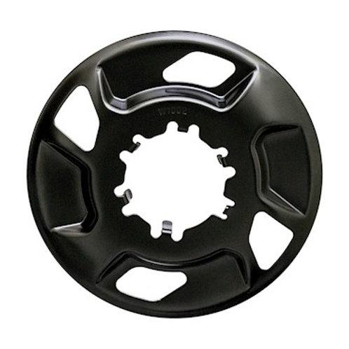 Bosch Ebike Steel Chainguard 02 (Black, 18-20T)