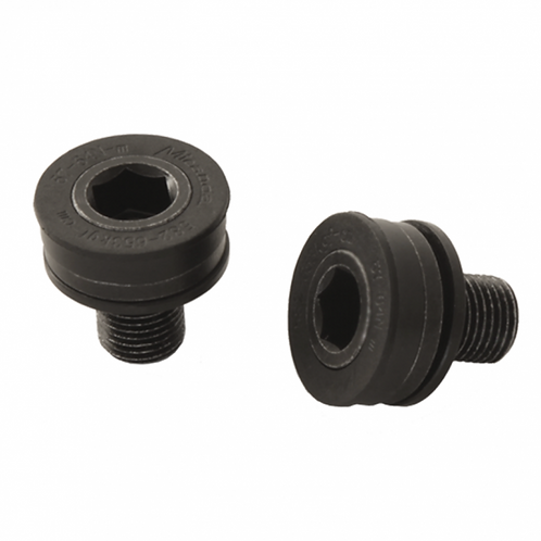 2 x M10 crank bolt for ISIS standard