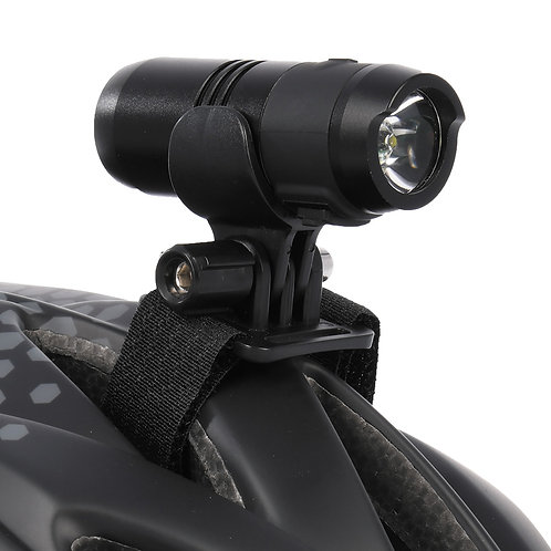 Oxford Ultratorch Hi-Light Helmet Light (front & rear light in one)