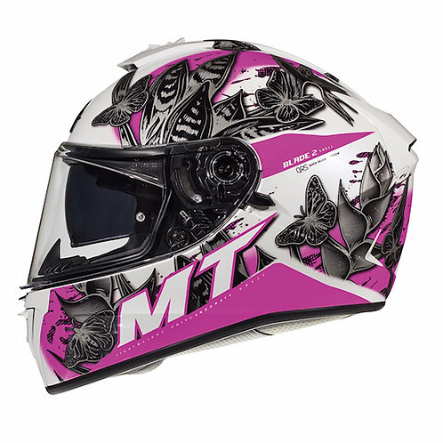 MT Blade 2 Breeze White & Pink