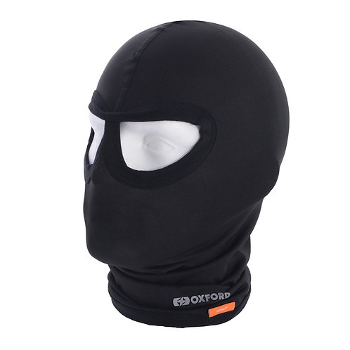 Oxford Balaclava Eyes Lycra - Black
