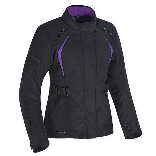 Oxford Dakota 2.0 Women's Jacket Black & Purple