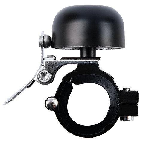 Oxford Mini Ping Brass Bell Black