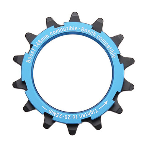 BCR-70E - E-bike Sprocket and Lockring (14T, BOSCH, BOOST OPTION)