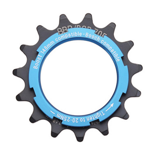 BCR-70E - E-bike Sprocket and Lockring (20T, BOSCH, BOOST OPTION)