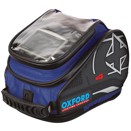 Oxford X4 QR TANK BAG - BLUE
