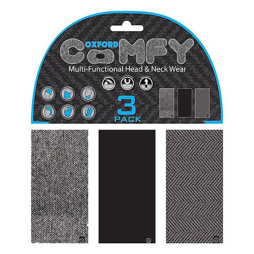 Oxford Comfy Herringbone 3-Pack