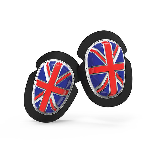 Oxford Union Jack Knee Sliders