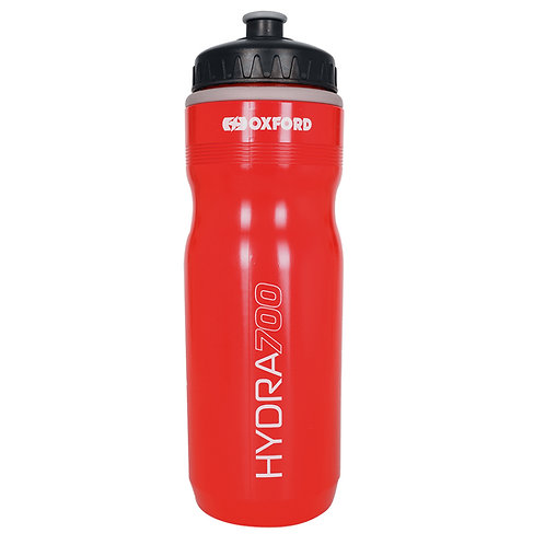 Oxford Water Bottle Hydra700 Red