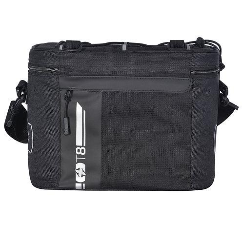 Oxford T8 QR Handlebar Bag 8L