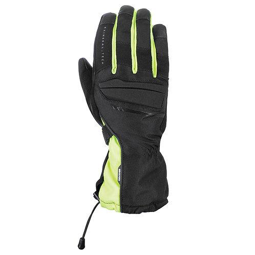 Oxford Convoy Gloves Stealth Black & Fluo