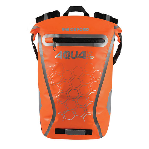 Oxford Aqua V 20 Backpack Orange