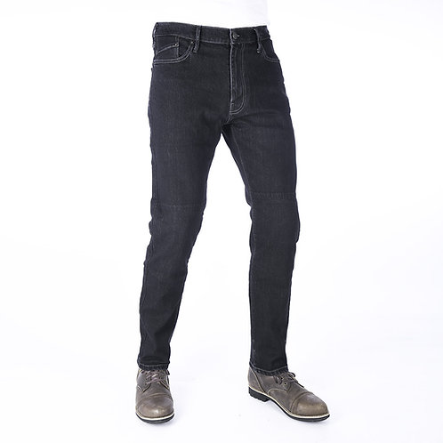 Oxford Original Approved Slim Men's Jean Black Short
