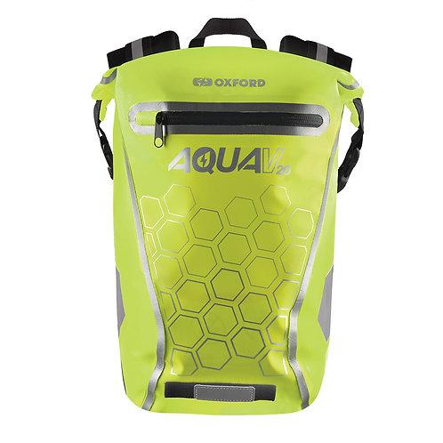 Oxford Aqua V 20 Backpack Fluo