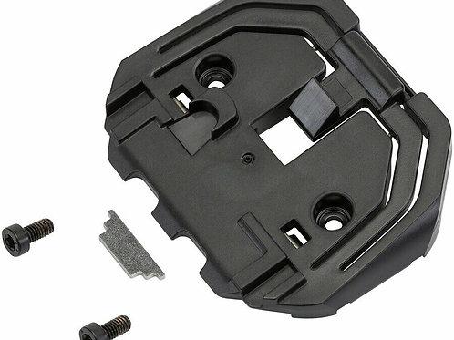 Bosch PowerTube battery horizontal mounting plate kit