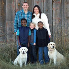 Meet the Orth family, breeders of English cream golden retriever puppies
