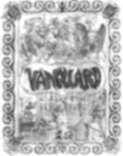 KEITH ST CLARE: VANGUARD MAGZINE