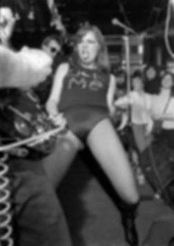 Cherry Vanilla punk, The LGBTQ History Project, LGBT History Project, August Bernadicou, Gus Bernadicou, Cherry Vanilla Pork, Cherry Vanilla Andy Warhol, Cherry Vanilla the Police