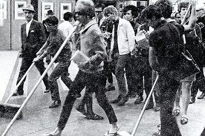 Vanguard Street Sweep 1966, Gus Bernadicou, August Bernadicou