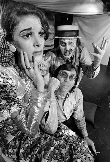 ruby lynn reyner, tony zanetta, agosto machado, charles ludlam, john vacarro, theater of the ridiculous, play-house playhouse of the ridiculous, jackie curtis, holly woodlawn, candy darling, andy warhol