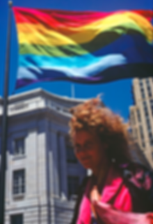 Lynn Segerblom, Faerie Rainbow Argyle, Lee Mentley, Gay Pride 1978, Orignal Rainbow Flag, Gilbert Baker, LGBTQ Flag, Gay Flag, Creator of the Gay Flag, 330 Grove,
