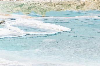Dead Sea water Jordan