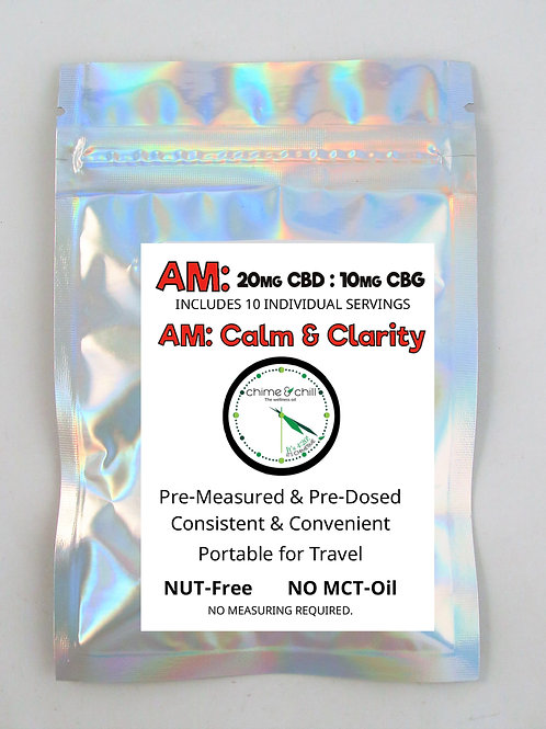 AM: Calm & Clarity