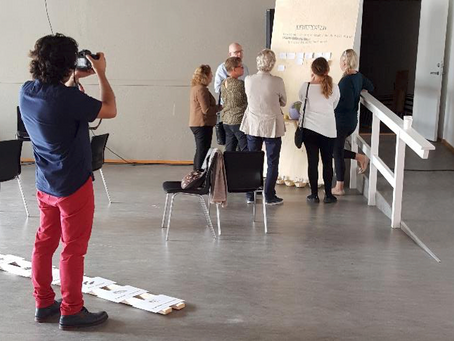 Second Makerspace workshop at Gather Festival done