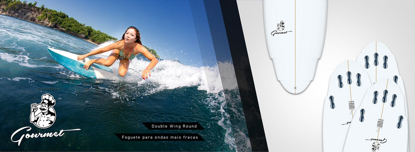 wesurfboards prancha de surf Gourmet