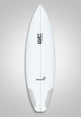 wesurfboards prancha de surf pimentinha